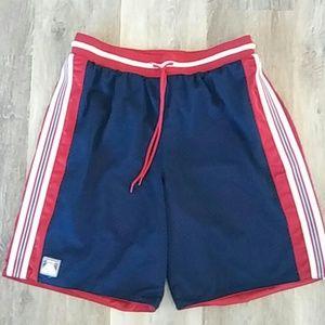 Vintage Nike Supreme Reversible Basketball Shorts